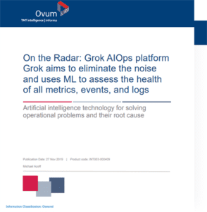 OVUM Report