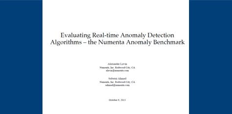 Grok Anomaly Detection Technical Whitepaper