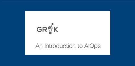 grok introduction to aiops