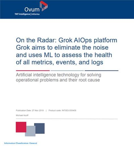AIOps Platform Report